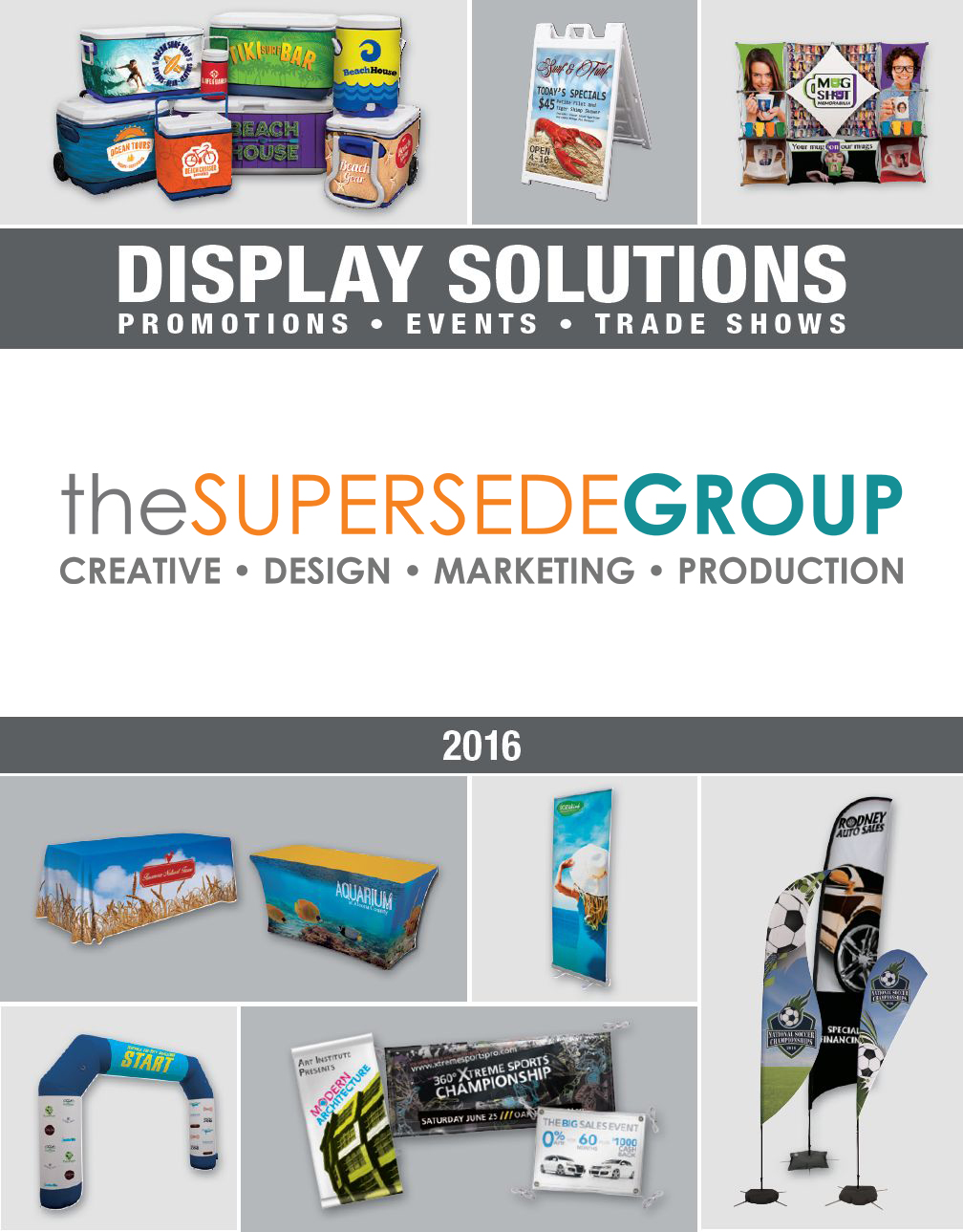 Exhibition Display Solutions : Trade show display solutions the supersede group