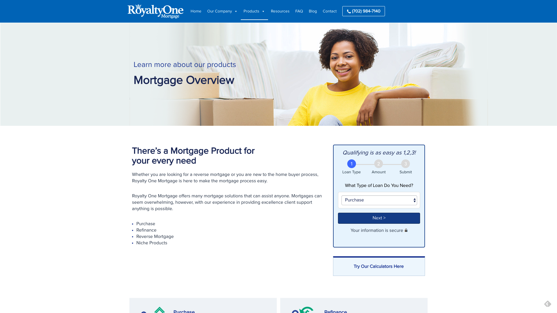 Royalty One Mortgage