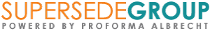 THE SUPERSEDE GROUP Logo